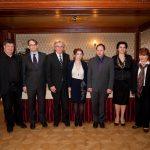 Bíráló Bizottság/Holnap városáért Díj 2013 Díjátadó