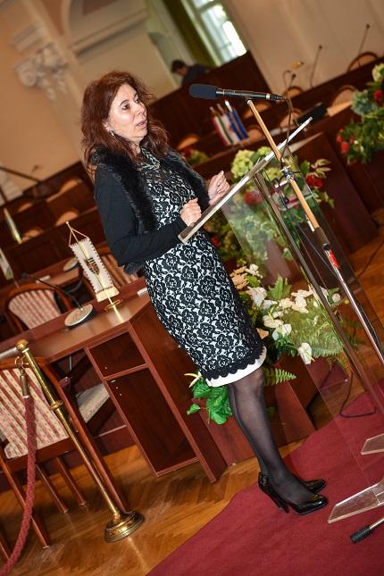 Takács Júlia, a City Hungary ügyvezető igazgatója