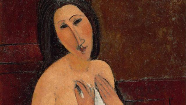 Picasso után Modigliani