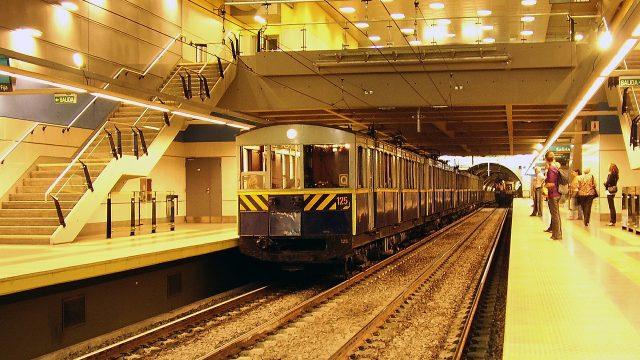 Opera a metróban