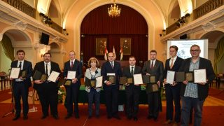 A Holnap városáért Díj 2016 nyertesei