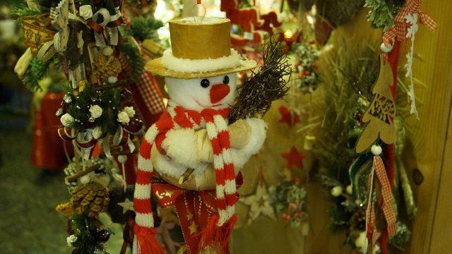 Vár a Karácsonyi Vásár a Vörösmarty téren