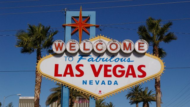 Las Vegas a megújuló energiák mellett