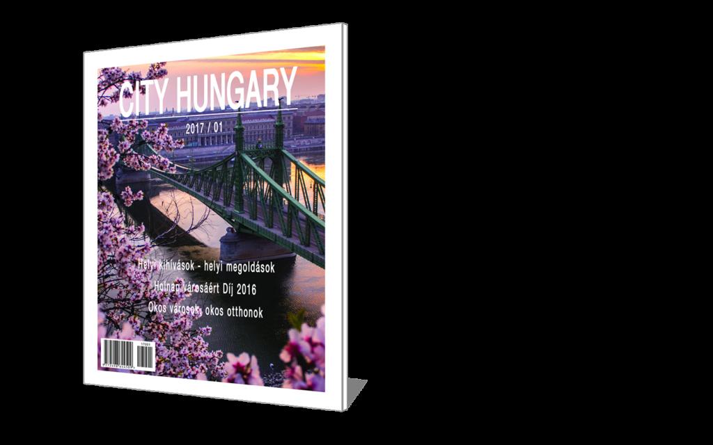 City Hungary Magazin 2017/1.szám