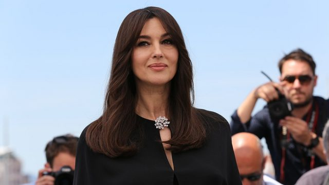 Monica Belucci a Cannes-i Filmfesztivál megnyitóján