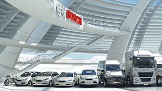 Bosch - a magyar város jövőjét is formálja