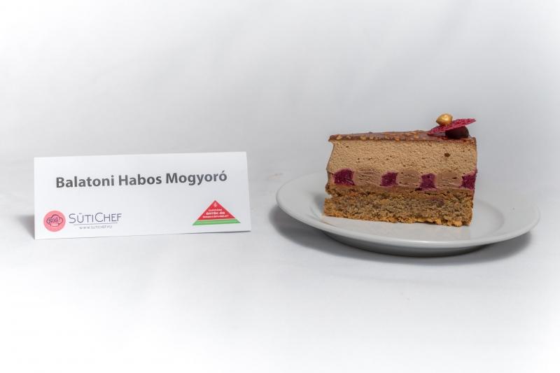 Magyarország tortája: Balatoni Habos Mogyoró