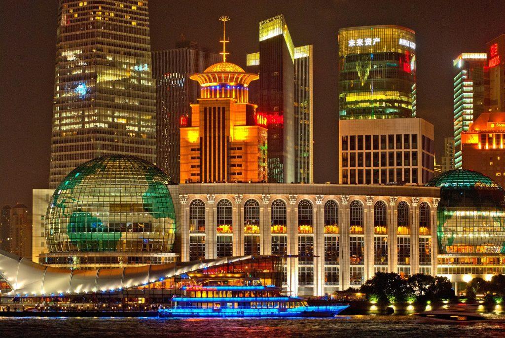 Shanghai a 17. csúcstechnológia szempontjából a Business Insider városrangsorában