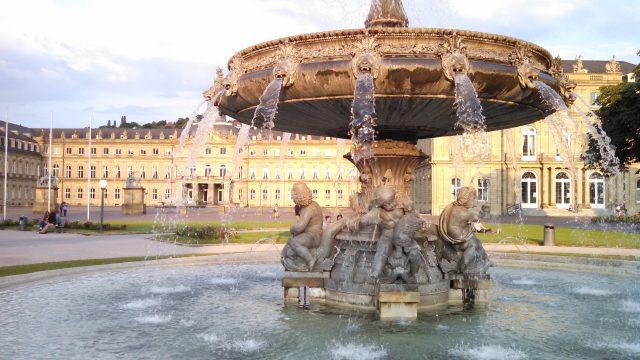 Stuttgart Németország legfenntarthatóbb városa