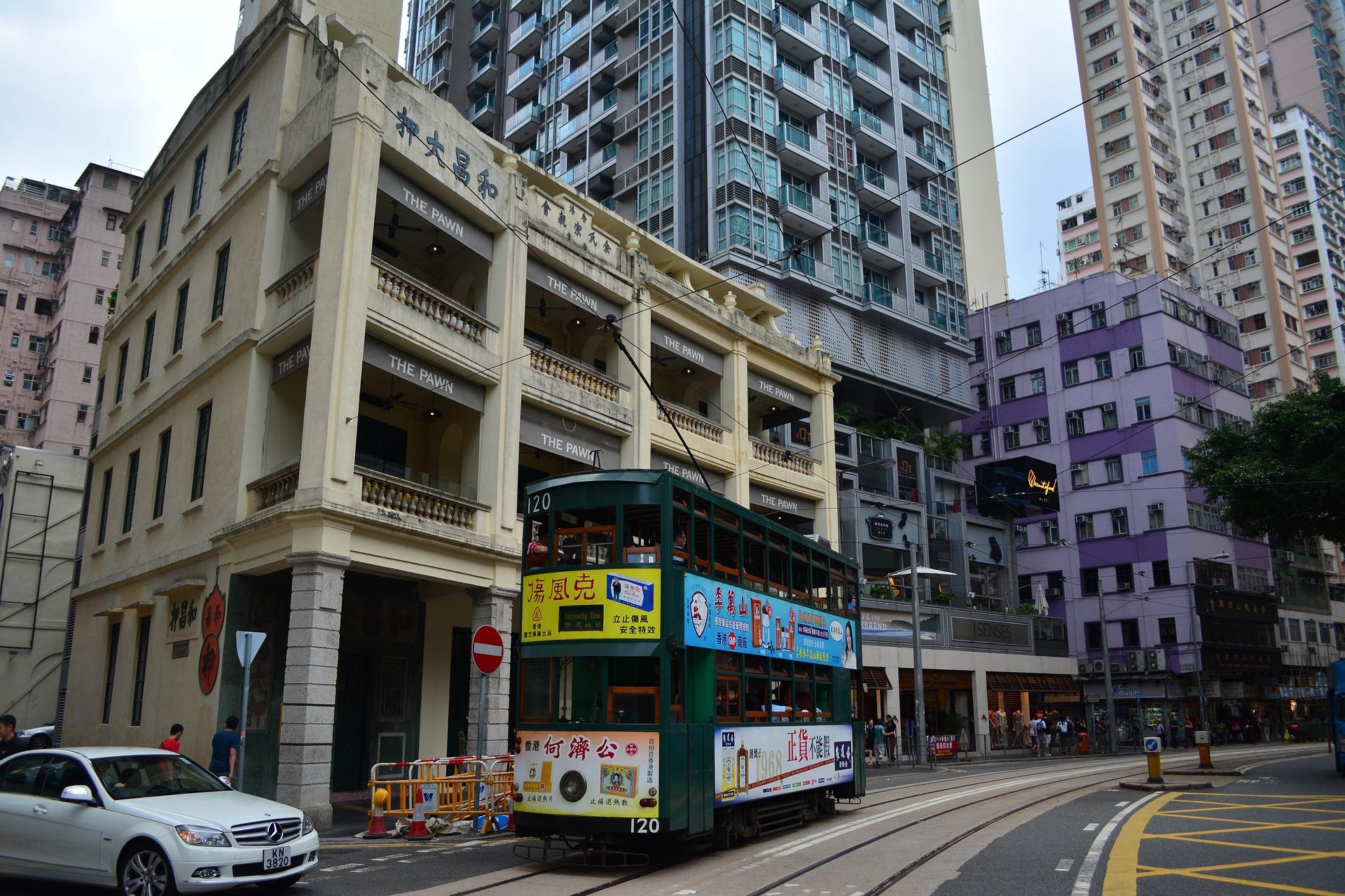 Hongkong a mobilitási index élén