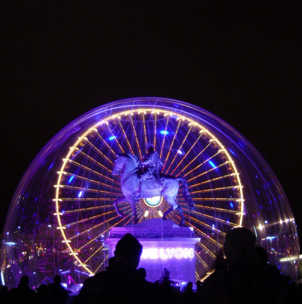 Lyoni Fényfesztivál
