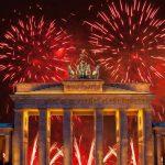 Berlin köszönti az új évet, 2018-at