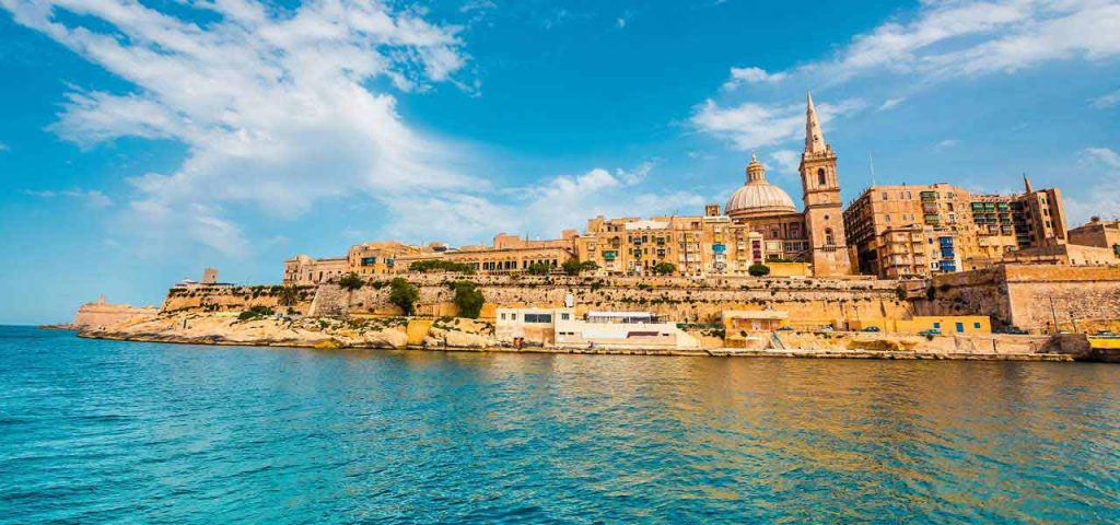 Valletta Európa kultúrális fővárosa