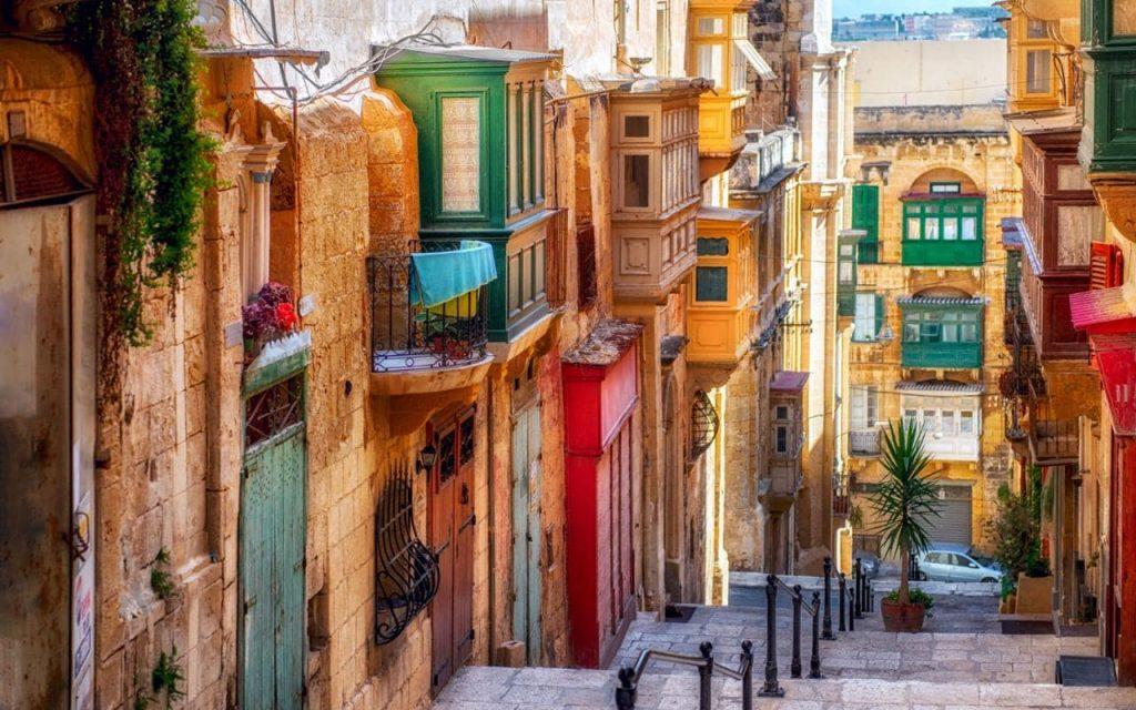Valletta, Málta fővárosa Európa kulturális fővárosa