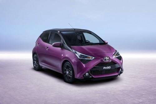 A Toyota AYGO a Genfi Autószalonon