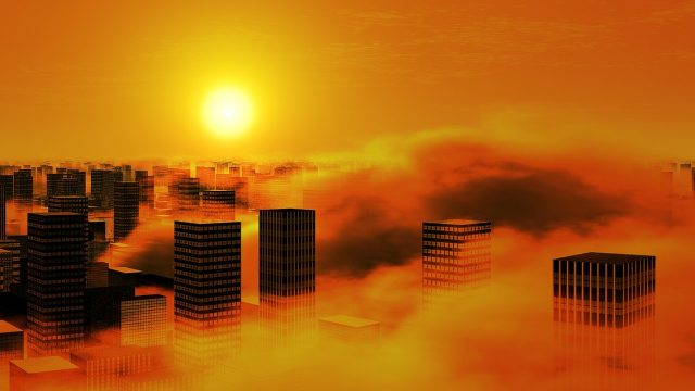 Légszennyezett városok