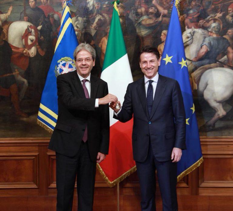 Giuseppe Conte az olasz kormány miniszterelnöke