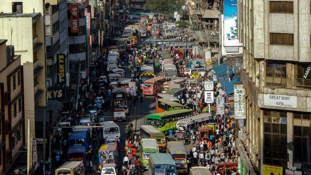 Nairobi-közlekedés