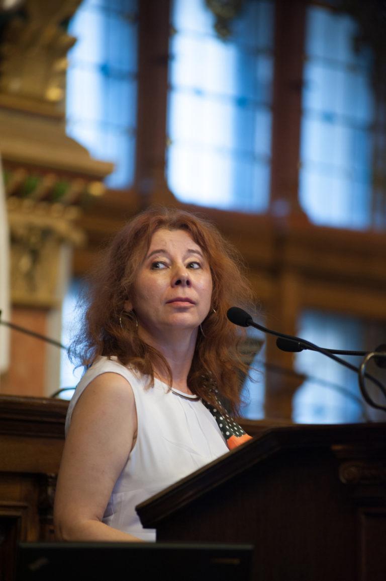 Takács Júlia (a City Hungary ügyvezető igazgatója)