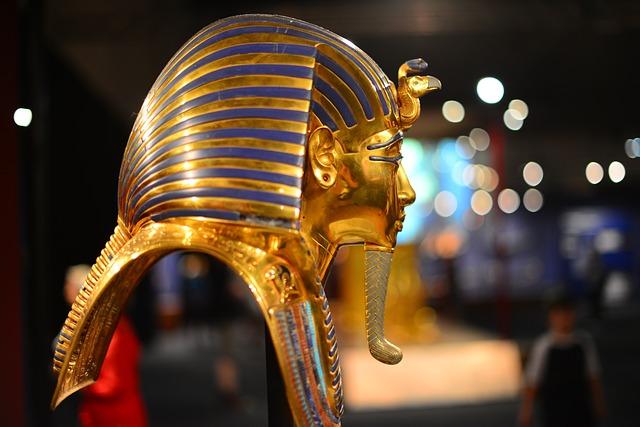 A Tutanhamon vándorkiállítás Londonba érkezik