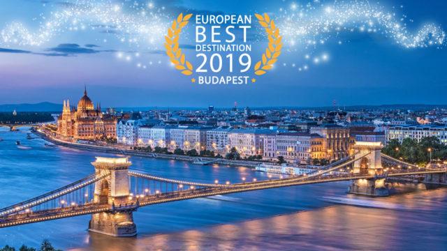 Budapest, Európa legjobb úticélja