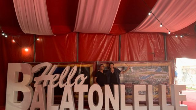 Cirkuszok éjszakája Balatonlellén