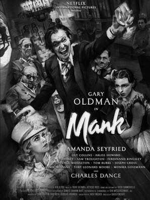 Golden Globe-díj-Mank című film