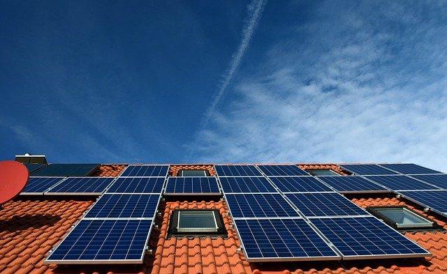 napelem-rendszer