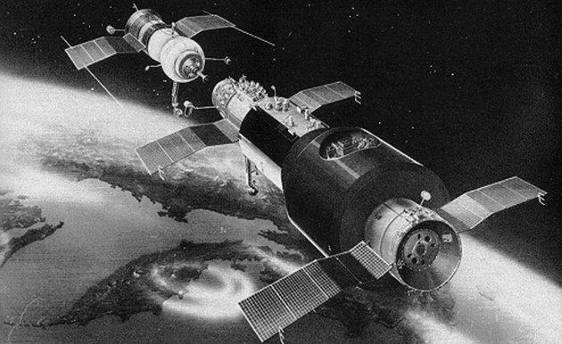 szaljut-1 űrállomás