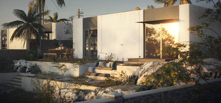 3D-és, környezetbarát épületek